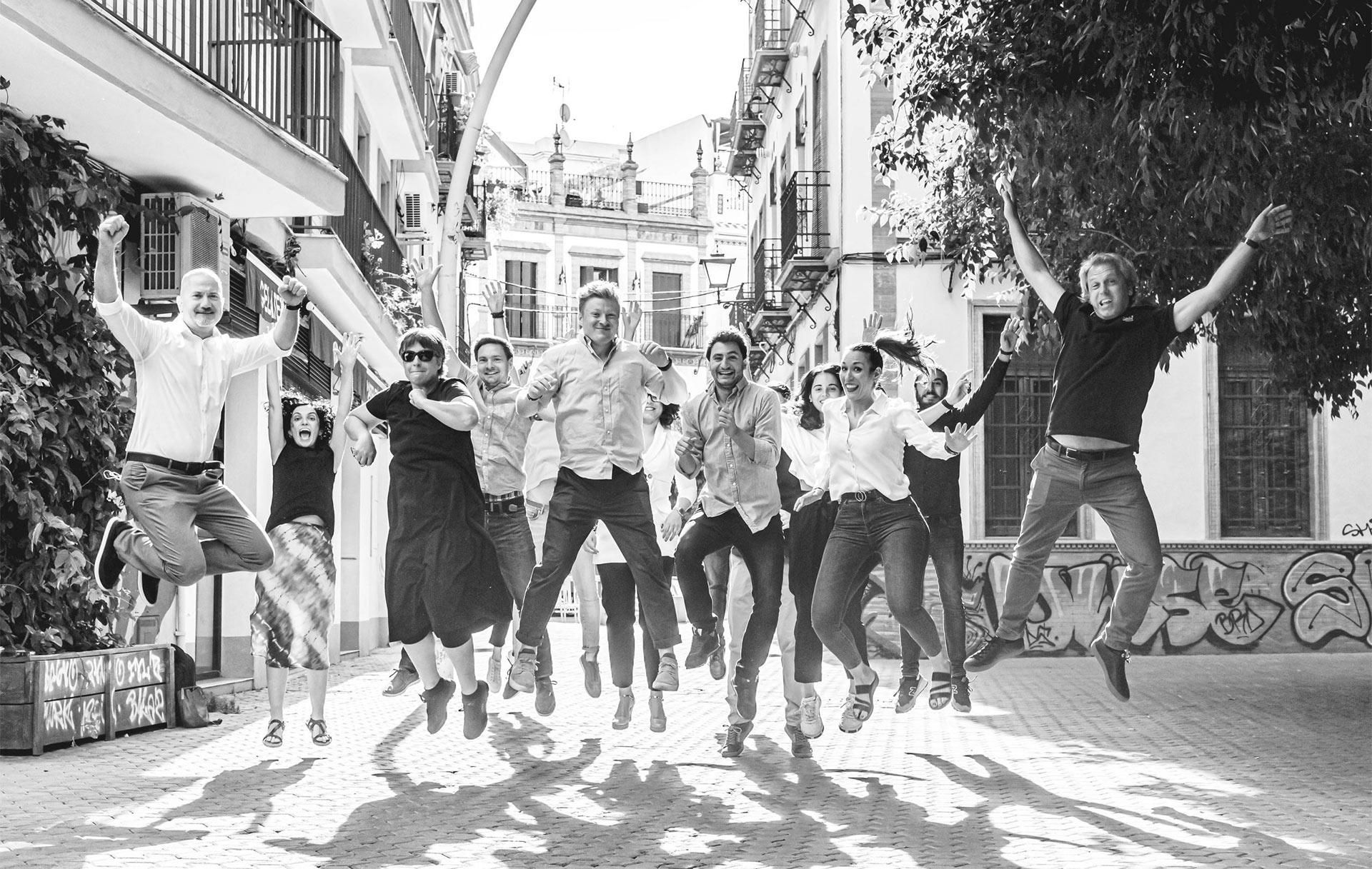 360BIM Sevilla Teamfoto